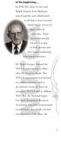 NUCCA History