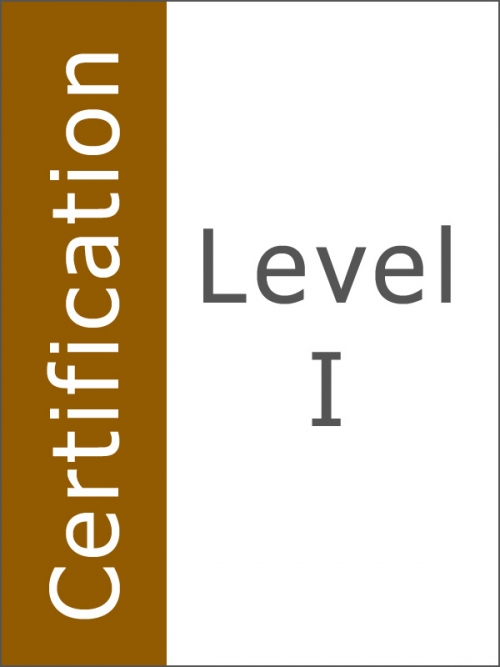 level I NUCCA certification