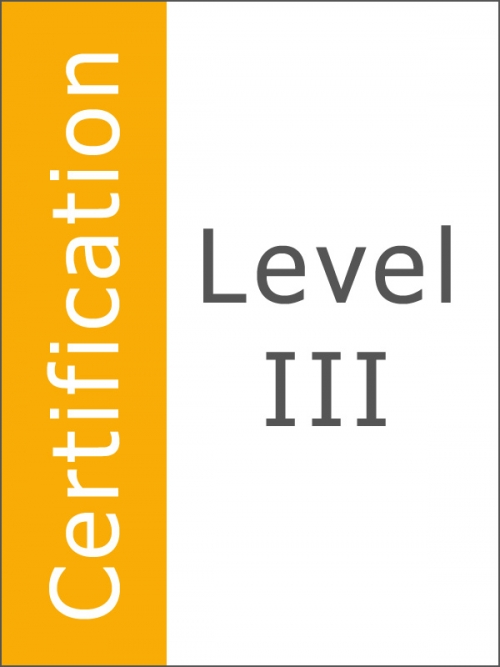 Level III NUCCA certification