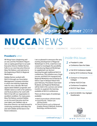 NUCCA_Summer19_cover