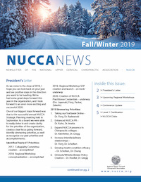 NUCCA News Fall/Winter