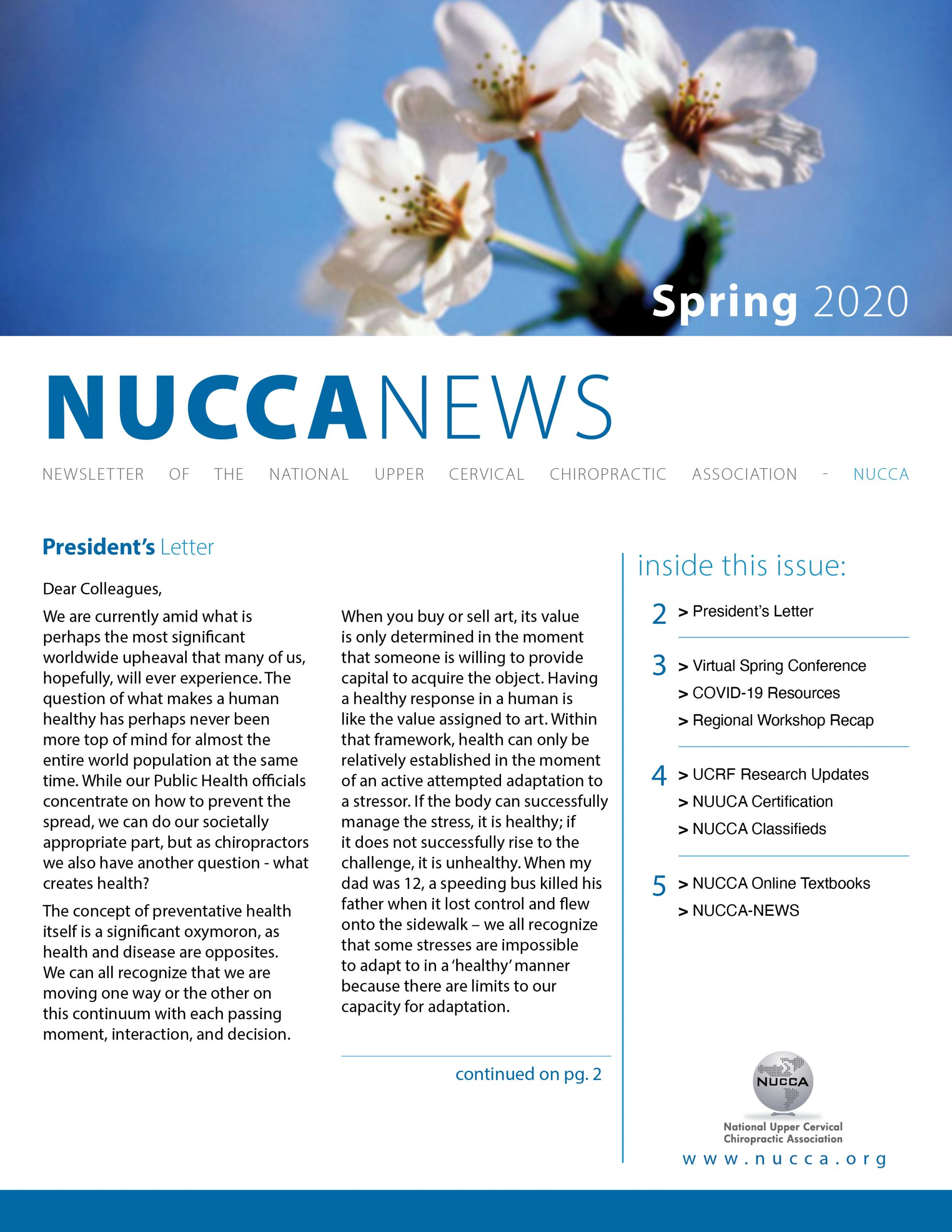 NUCCA_Spring20