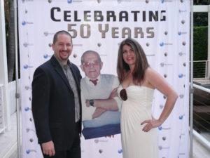 Dr. Ben Kuhn & Wife